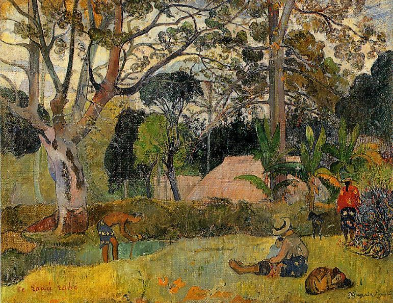 Paul gauguin the movie